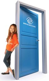 Blue_Door Open - Local_girl